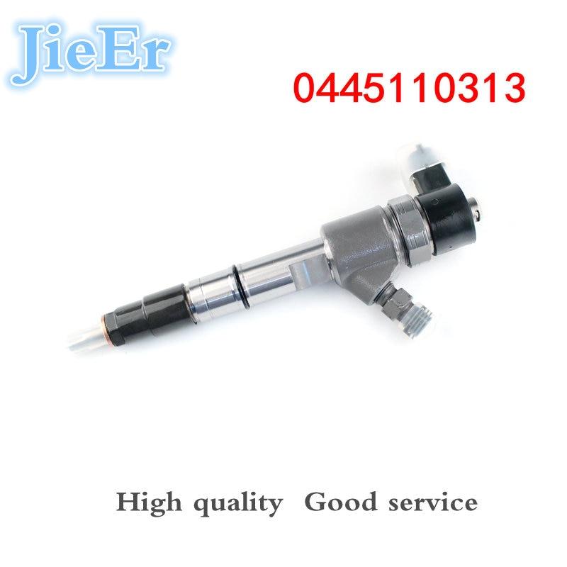 4JB1 injecteur de carburant à rampe commune 0445110313