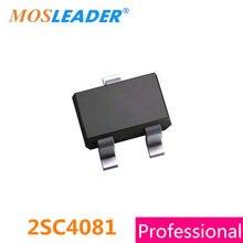 SMD 2SC4081 SOT323 3000 pcs NPN 50 v 0.15A 150mA 4018 C4018 Alta qualidade