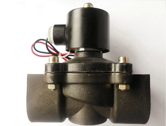 Buy 1 1 2 39 39 1 5 inch plastic electric for Plastic water valve types