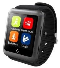 ใหม่u11 smart watchสำหรับผู้ชายและผู้หญิง/สวมใส่สบายบนข้อมือ/เข้ากันได้a ndroid, IOS/สนับสนุนซิมการ์ด/ครั้งแรกในโลกแยกการออกแบบ