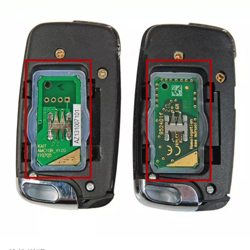 Car Remote Key Circuit Board Chip For Geely Emgrand GX7,EmgrarandX7,SUV