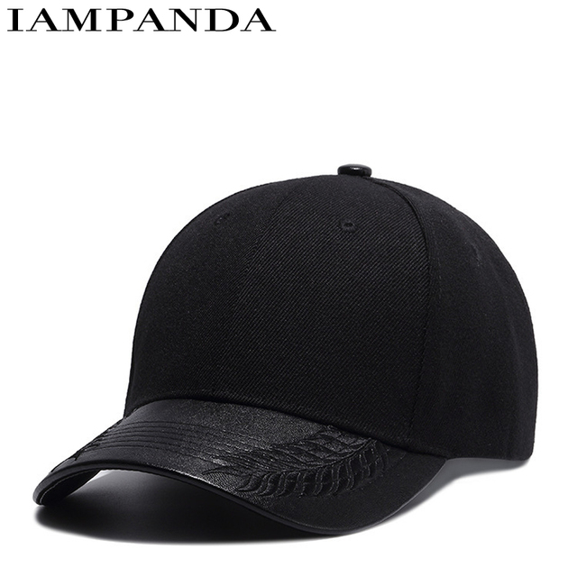 Dance Hall Customer Hip Hop Embroidery Hats Male Korean Canvas