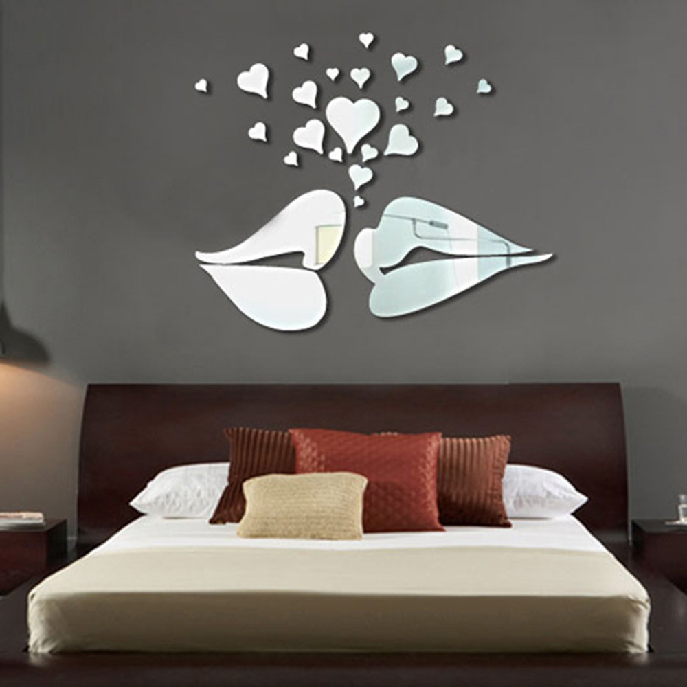 Mirror For Bedroom Wall Online Buy Wholesale Bedroom Wall Mirror From China Bedroom Wall