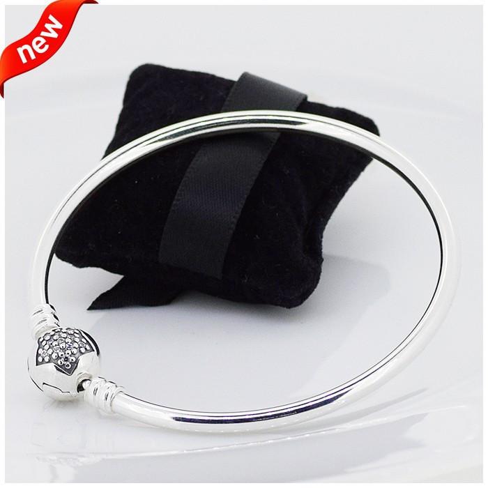 925 Sterling Silver Sweet Star Carter Love Bracelets Bangles For Women Bracelet Femme Fine Jewelry Sterling Silver Jewelry 01 (3)