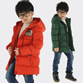 children's clothing boys wadded jacket outerwear  child winter thickening  boy cotton-padded jacket boys casual coats 6-14years