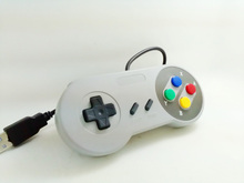2016NEW SNES game snes controller USB Controller for PC for MAC Retro Super for SNES game Controllers