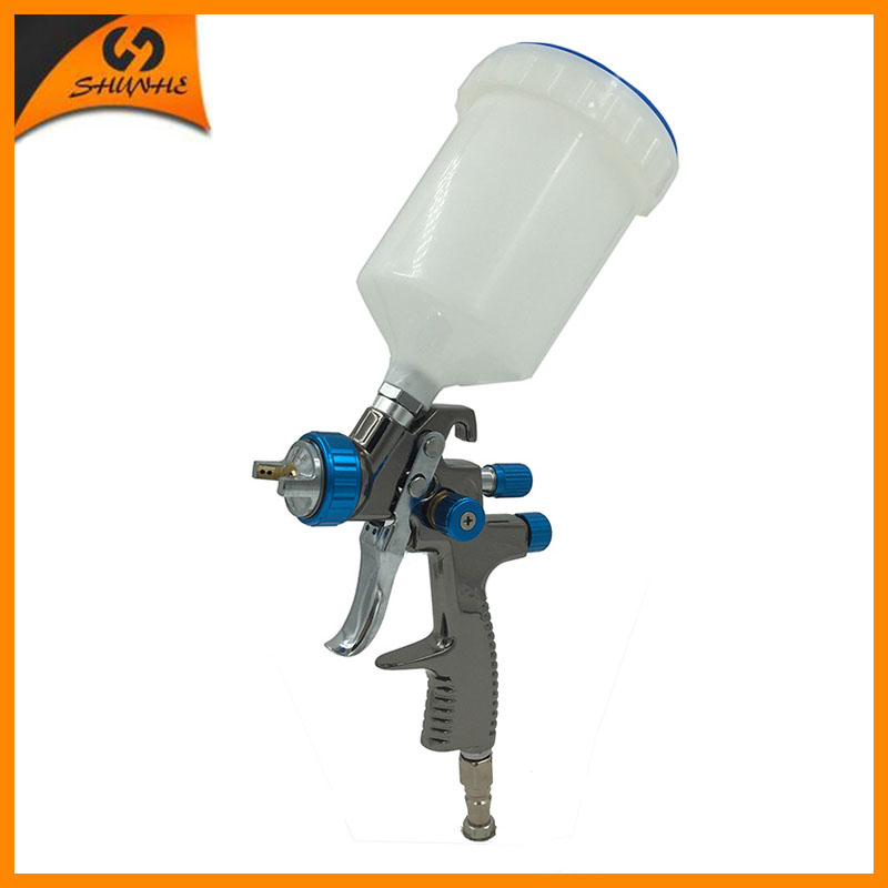 SAT1173 paint spray gun car airbrush paint professional car paint spray gun lvlp nozzle 1.4 air sprayer