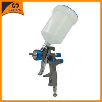 цена на SAT1173  paint spray gun car airbrush paint professional car paint spray gun lvlp nozzle 1.4 air sprayer