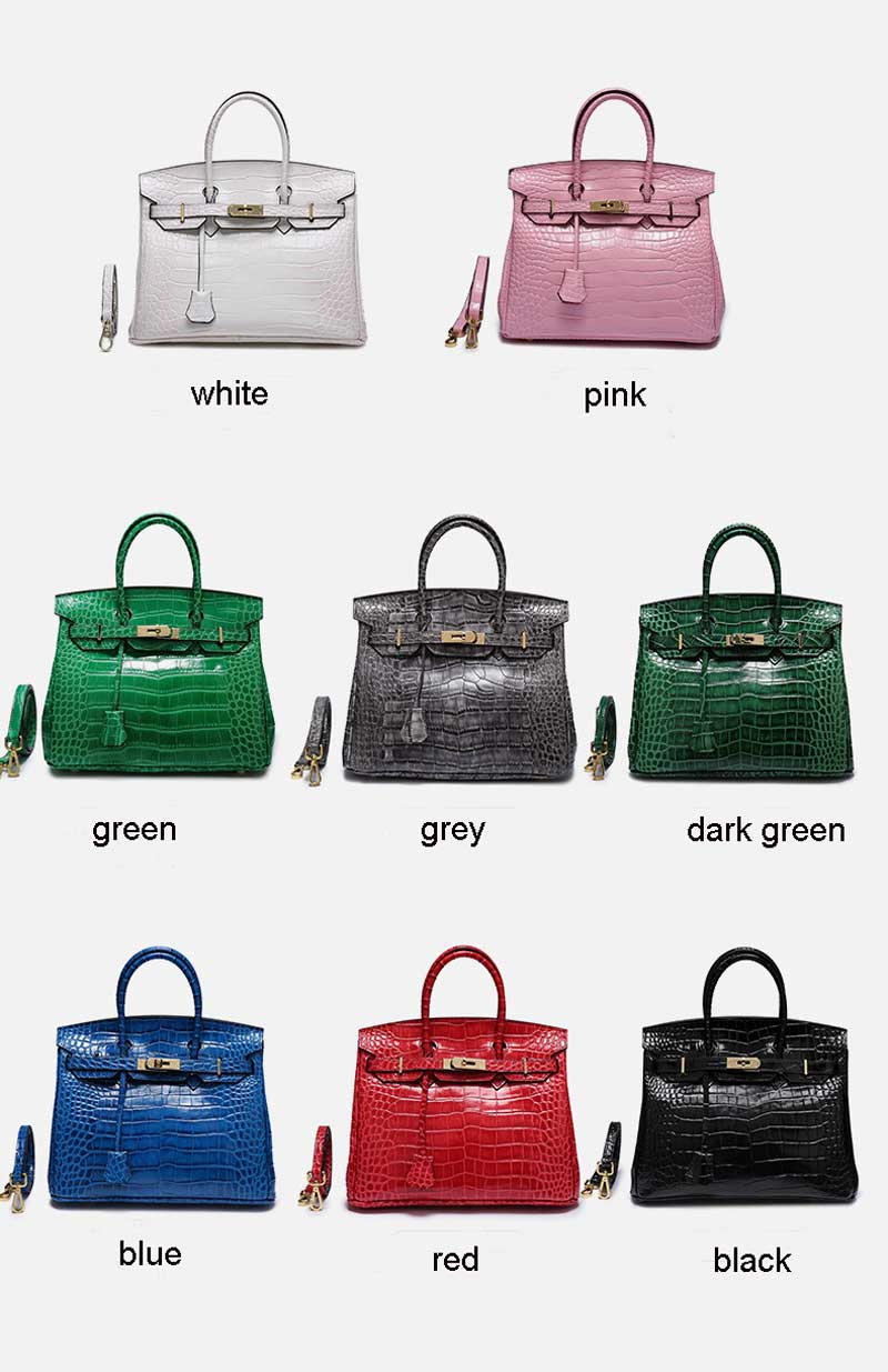 Genuine Leather Handbags Gift (6)