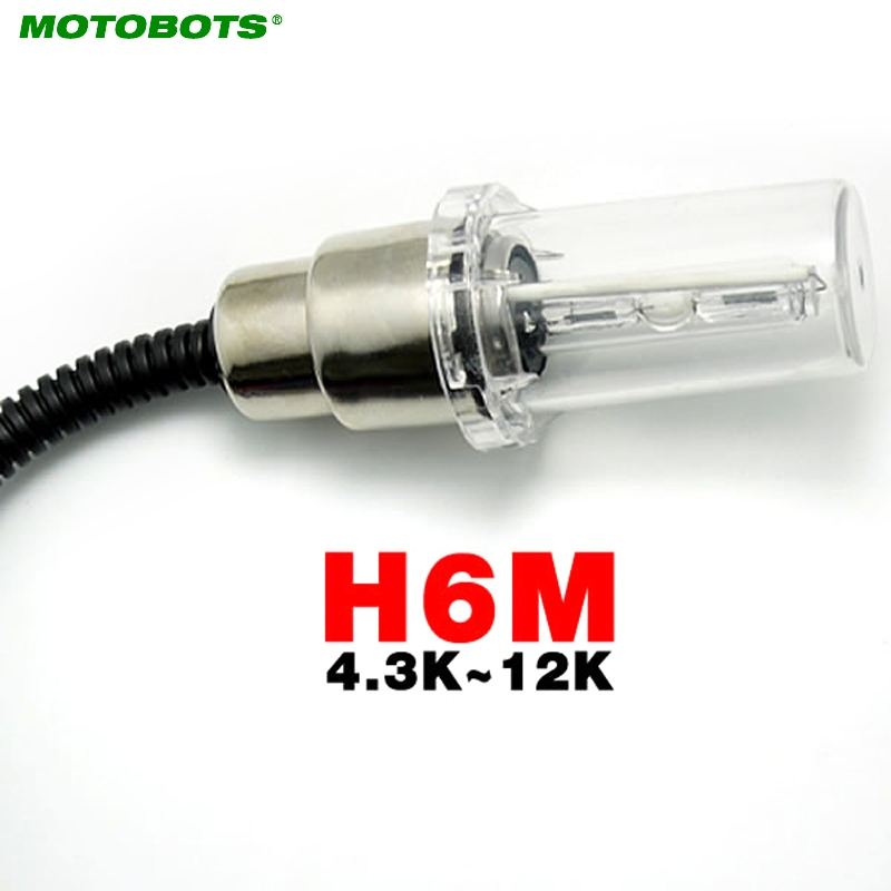 MOTOBOTS 10Pcs Car H6M/H4/P15D25-3/S2 35W Motorcycle Replacement HID Bulb Beam Lamp DC12V #FD4068