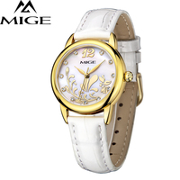 Ladies Quartz Watch Leather Women S 2017 Montre Femme