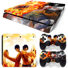Free Drop Shipping  Designer for Decal Style Skin sticker for ps4 slim
