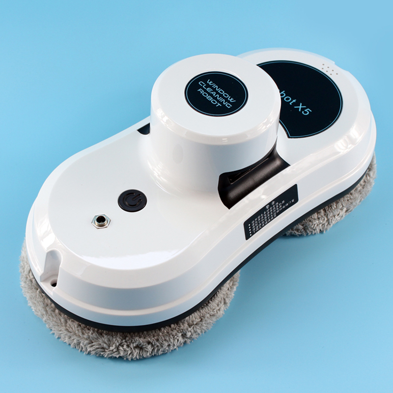 Remote Control anti-falling Magnetic Robot Window Cleaner X5, Glass Cleaning Robot цена