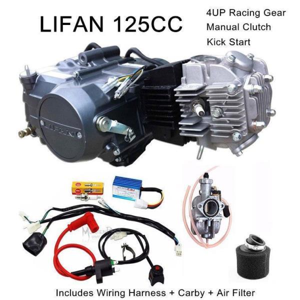 buy lifan wiring harness and get free shipping on aliexpress com Lifan 125Cc Wiring Harness