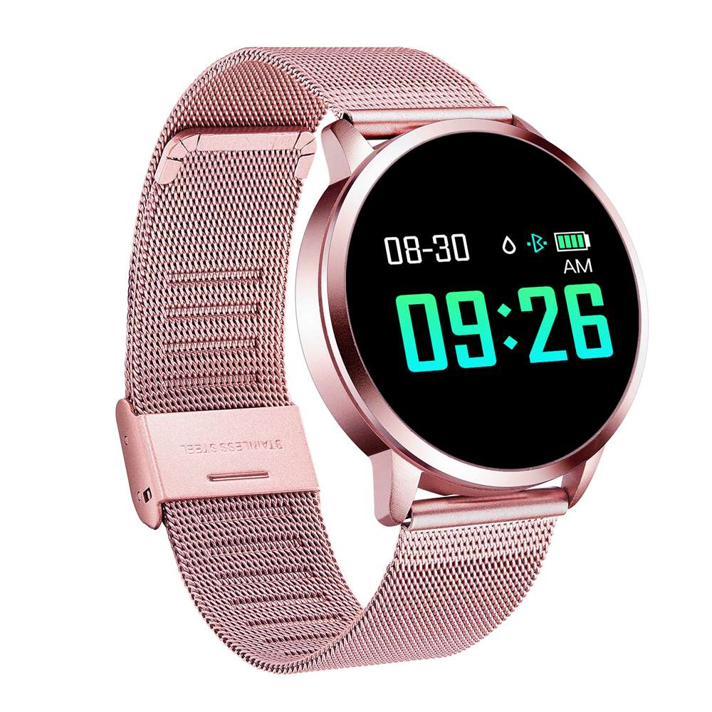 Digital Watches Watches N58 Ecg Ppg Smart Watch With Electrocardiograph Ecg Display Heart Rate Monitor Blood Pressure Mesh Steel Smartwatch Beautiful In Colour