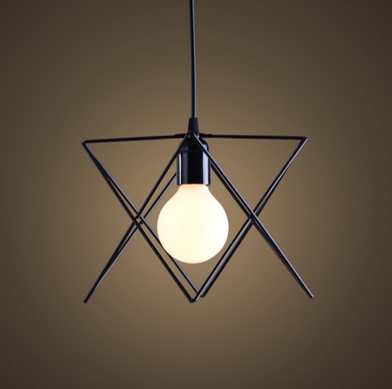 Industrial Loft Style Iron Art Droplight Edison Vintage Pendant Light Fixtures For Dining Room LED Hanging Lamp Indoor Lighting american loft style iron art retro droplight edison industrial vintage pendant light fixtures for dining room bar hanging lamp