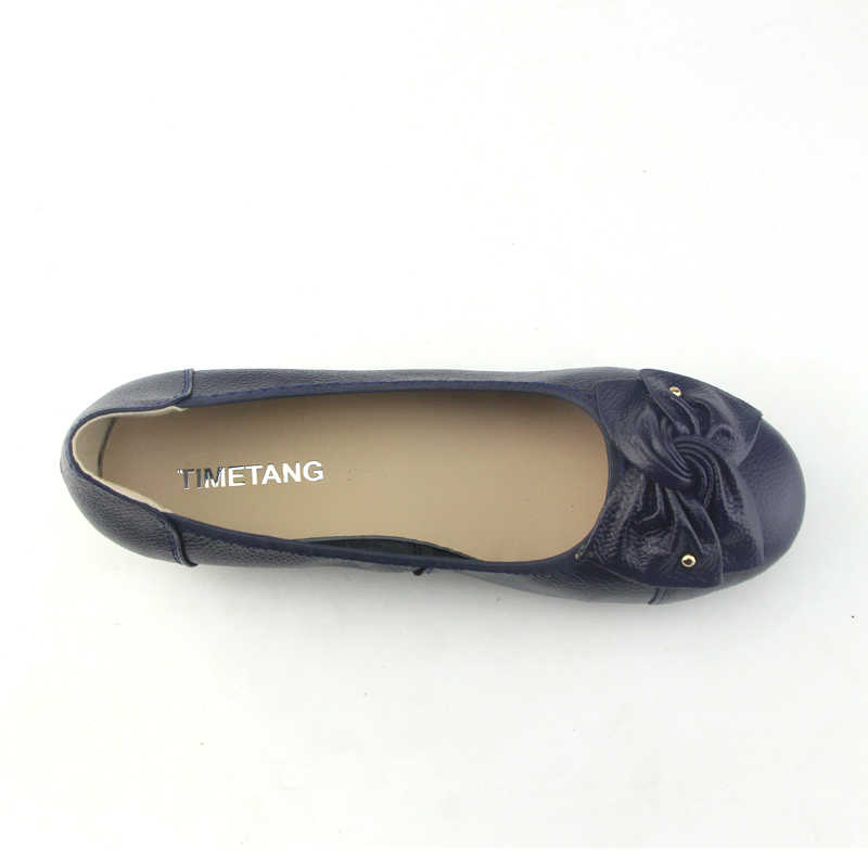 Detail Feedback Questions about TIMETANG Big size Genuine Leather ... 8f6581e2b0d