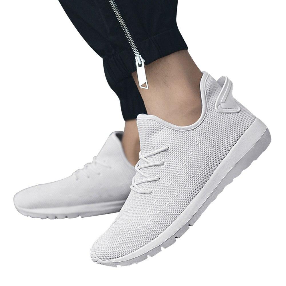 newest 5dacb 214d4 2018 Deporte Para Zapatos Red Hombre Con White Cordones Suelas ZxwzUXU