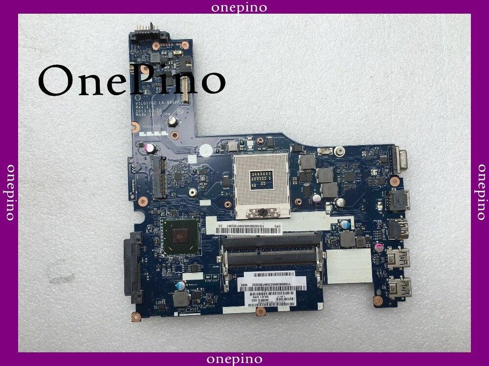 VILG1/G2 LA-9902P Fit For Lenovo G500S Laptop Motherboard HM76 Tested Working