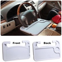 Multifunctional Car Laptop Desk High Quality notebook desk Steering wheel Holder Stand Food Coffee Drink Seat Tray