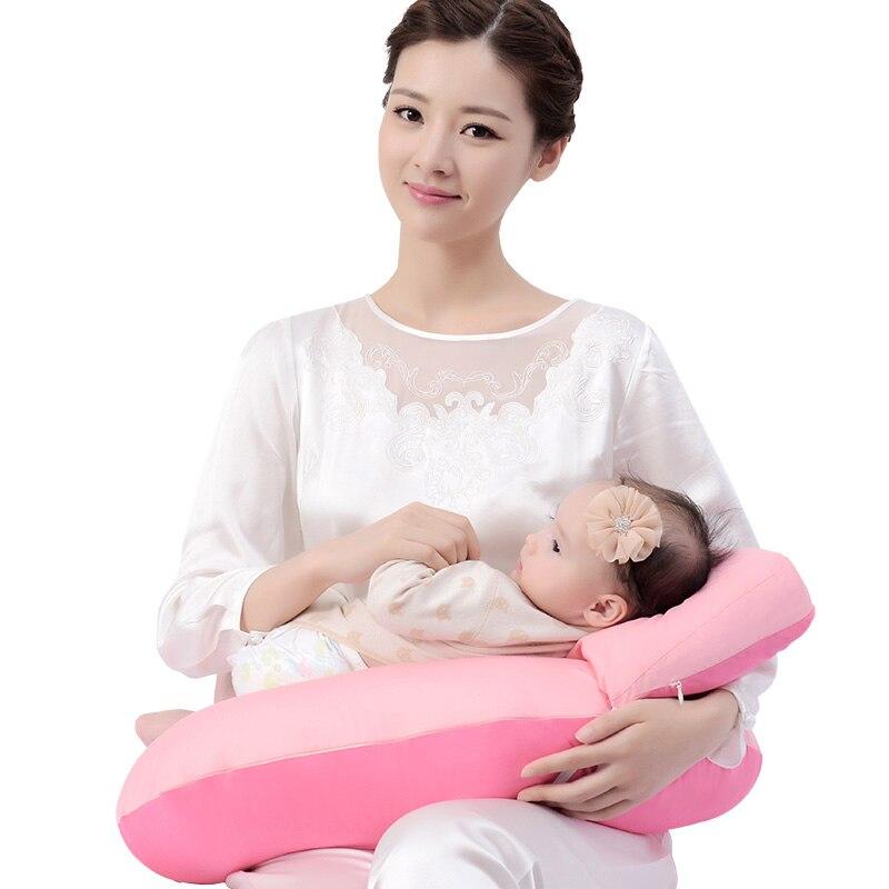 Oreillers de maternité infantile doux allaitement stéréotypes bébé soins infirmiers oreiller nouveau-né coussin soins infirmiers Oblong oreiller