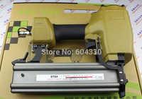 高品質 ST64 14 Gague 空気圧ツールコンクリート T ネイラー、ブラッド釘打機、ストレート仕上げ釘打機エアガン
