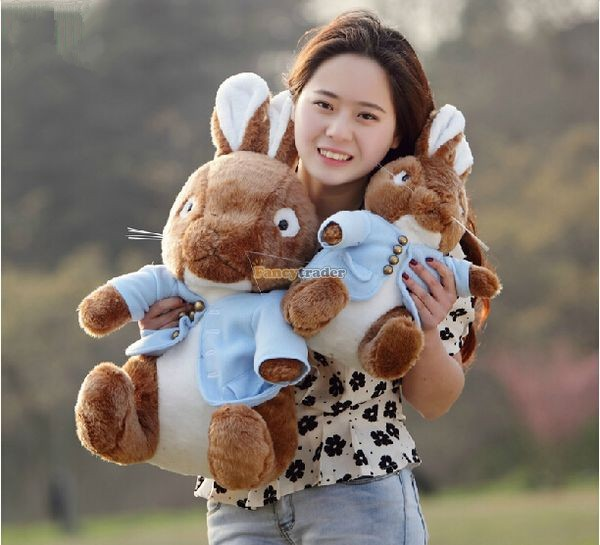 Fancytrader 31\'\' 80cm Fashion Giant Stuffed Soft Plush Peter Rabbit, Free Shipping FT50447 (7)