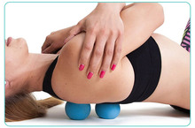 Silicone Relaxing Yoga Balls