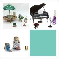Sylvanian Families Furniture Figures Anime Cartoon Figures Toys Child Toys Gift