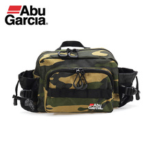 Abu Garcia Multifunctional Fishing Bags Waterproof Polyester Camouflage Black Lure Bag New Fishing Tackle Accessories Pesca Tool