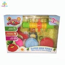 DIY Slime Toy Polymer Clay Play Тесто Модель Инструмент Игрушки Дети Творческий Пластилин Инструменты Набор Пластилина