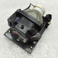DT01181 lâmpada original com habitação para projetores Hitachi CP-A221N/CP-A301N/CP-A250NL/CP-AW251N/CP-AW250NM/ED-A220NM