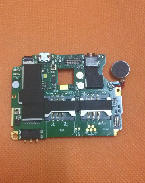 """Used Original mainboard 512M RAM+4G ROM Motherboard for NEO N002 MTK6577 Dual Core 4.5"""" QHD 960x540 Free shipping"""