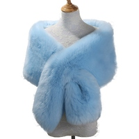 new style top quality shawl faux fur scarf infinity scarf imitation Cute fur cape shawl for winter