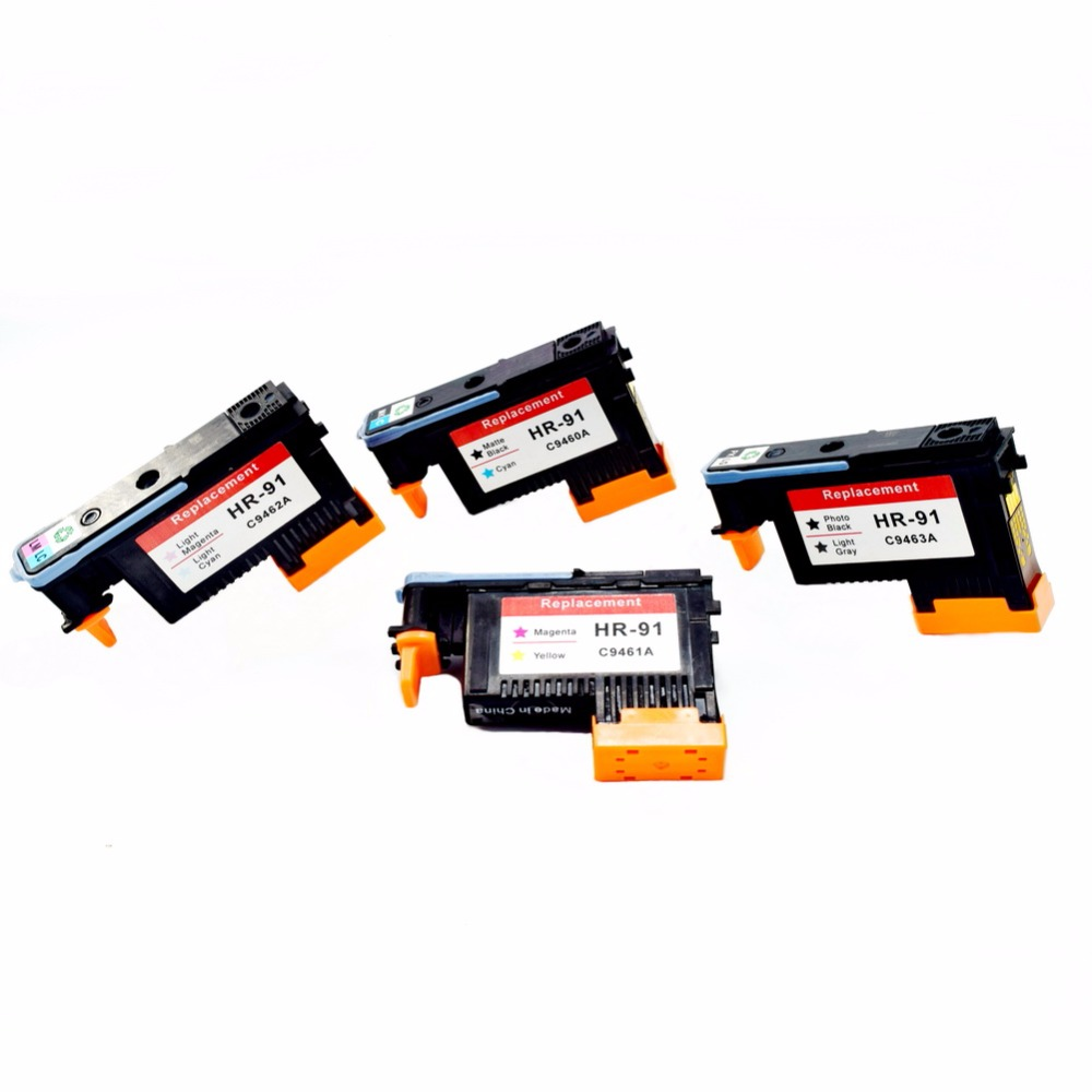 Fastshipping for 1set For hp91 printhead for hp 91 Designjet Z6100 Z6100P C9460A C9461A C9462A C9463A printer for hp 91 designjet printhead c9460a c9461a c9462a c9463a for hp designjet z6100 z6100ps printer 100% genuine brand new