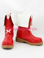 Newest Custom Made Japanese Anime Lovelive SUNNY DAY SONG Honoka Kousaka Cosplay Shoes Boots For Halloween