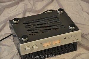 Image 5 - MUZISHARE New X7 KT88 푸시 풀 튜브 앰프 HIFI EXQUIS GZ34 램프 앰프 포노 및 리모콘으로 베스트셀러