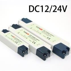 DC 12 В в В 24 в 60 Вт светодио дный светодиодный адаптер питания Трансформаторы высокого светодио дный Светодиодный драйвер питания для 5630 5050