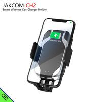 JAKCOM CH2 Smart Wireless Car Charger Holder Hot sale in Chargers as feuerzeug li ion charger