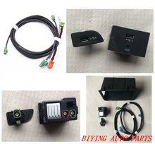 FÜR Audi A3 8 v MIB 2 CarPlay MDI USB AMI Installieren Steckdose Schalter Taste Harness
