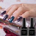 Hotchicks 12 Diamantes de color Soak off Gel UV Led Nail Polish Art 10 ml gelpolish