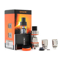 Smok Vape TFV8 Tank Electronic Cigarettes Atomizer 6ml Top-filling OCTUPLE COIL SUB-OHM With V8-T8 V8-Q4 V8 Turbo RBA Head
