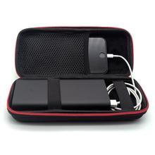 Power Bank Tas voor Xiao mi power Bank 3 cover Charger Bag Ingericht case Mi power bank 20000 Mah pro externe Batterij Draagtas