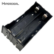 Consumer Electronics - Accessories - HIPERDEAL New DIY Storage Box Holder Case For 2 X 18650 3.7V Rechargeable Battery 4 Pin Hot 17Dec25 Drop Ship