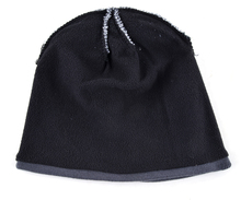 Men's Striped Knitted Beanie