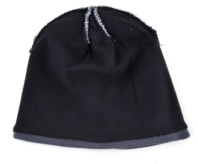 Knitted Wool Beanie 10