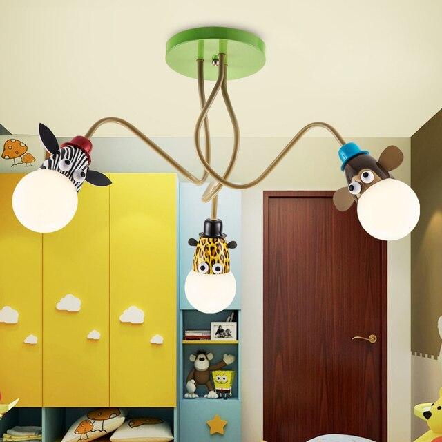 Kinderzimmer lampe junge mädchen zimmer schlafzimmer FÜHRTE ...
