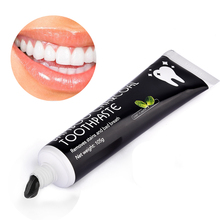 Teeth Whitening Oral Hygiene Charcoal Toothpaste