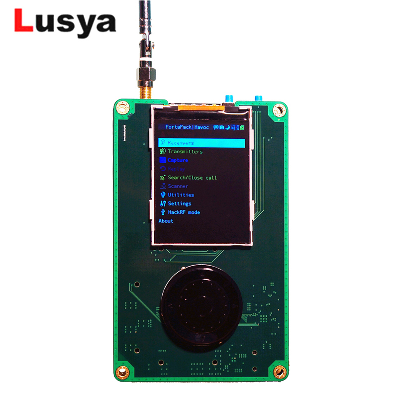 US $256 31 HackRF One Software Defined Radio RTL SDR 1MHz to 6 GHz
