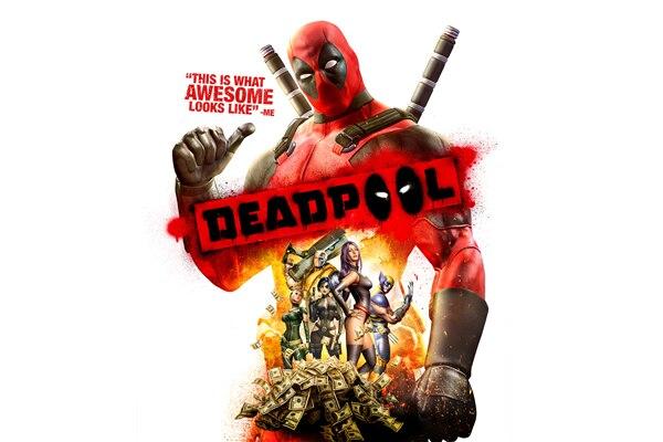 ⑤personnalisé Deadpool Affiche Anime Marvel Legends Murale Marvel